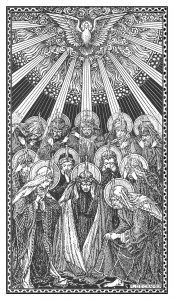 Propers for Pentecost