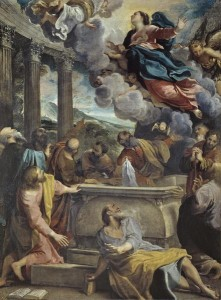 Assumption of the BVM Propers